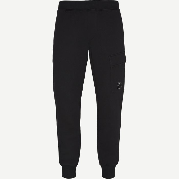 Hosen - Tapered fit - Schwarz