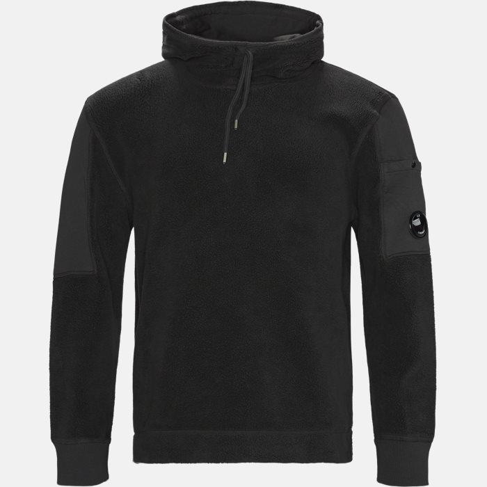 Hoodie - Sweatshirts - Regular - Grå