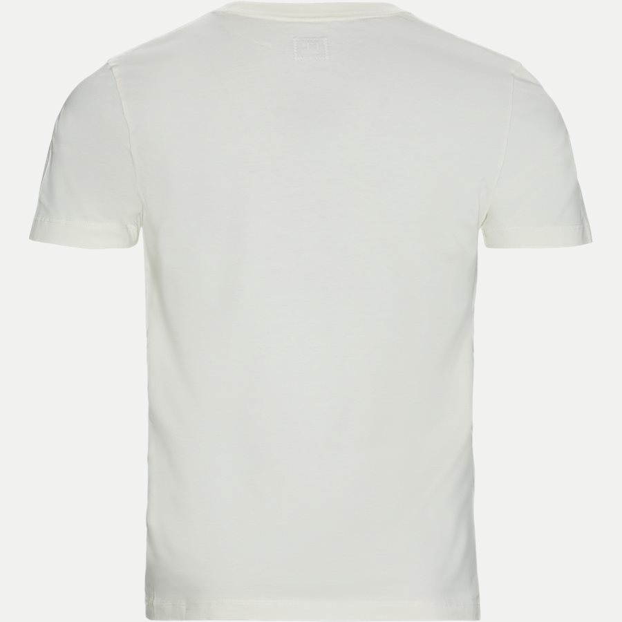 TS099A 005100W - Short Sleeve Jersey T-shirt - T-shirts - Regular - HVID - 2