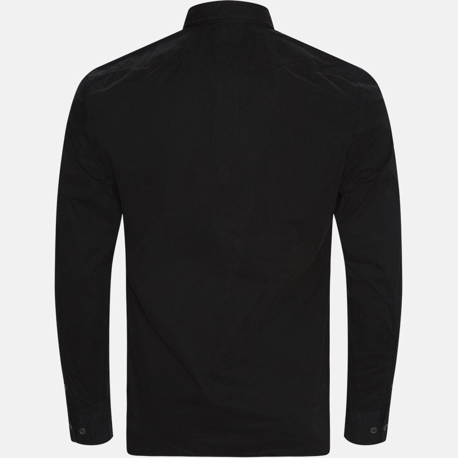 SH228A 002824G - Skjorter - Regular fit - SORT - 2