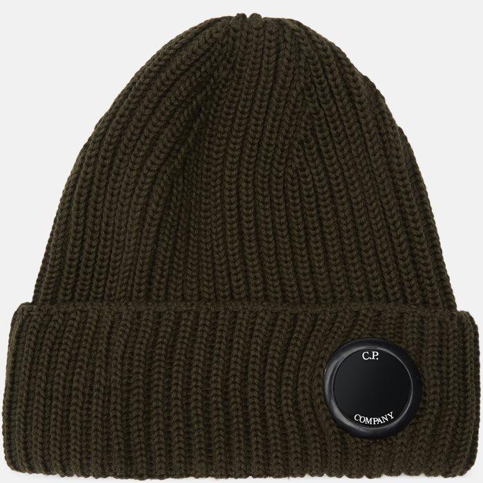 Knit Cap Hue - Huer - Army