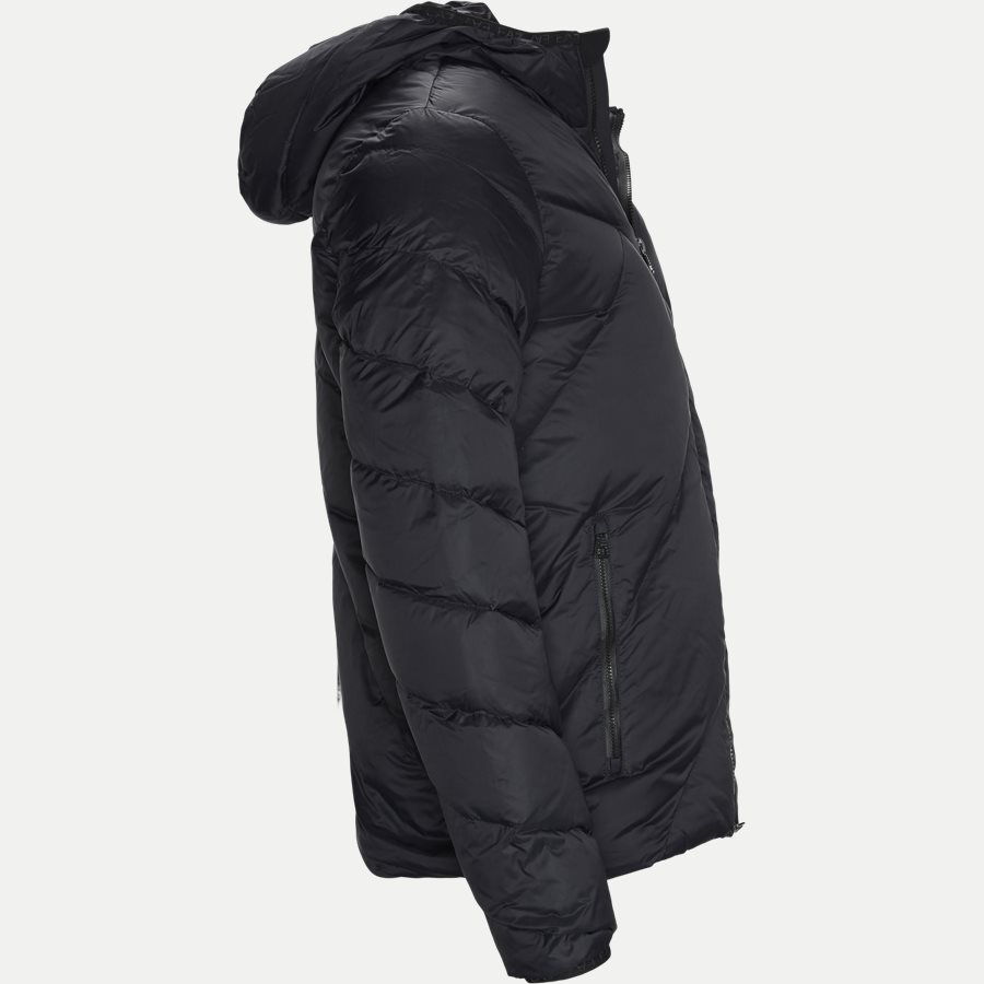 PNR4Z 6GPB53 - Down Jacket - Jakker - Regular - SORT - 4