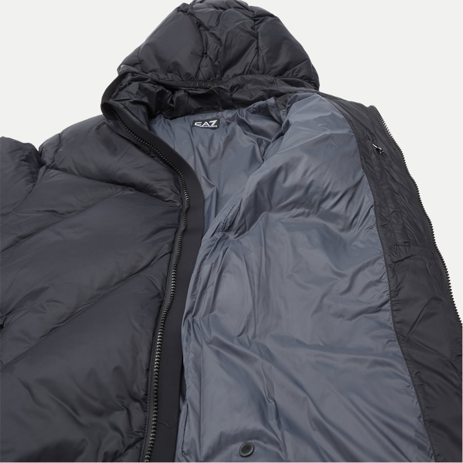 PNR4Z 6GPB53 - Down Jacket - Jakker - Regular - SORT - 9