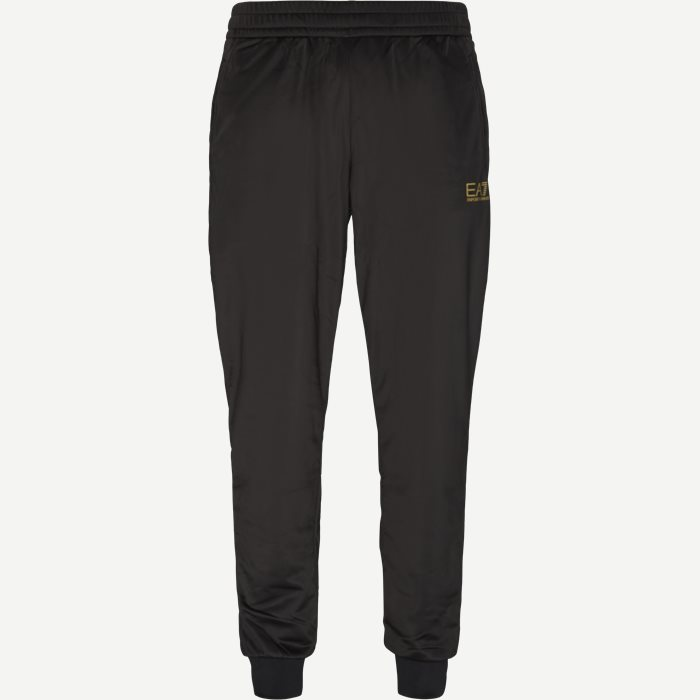 Trousers - Regular - Black