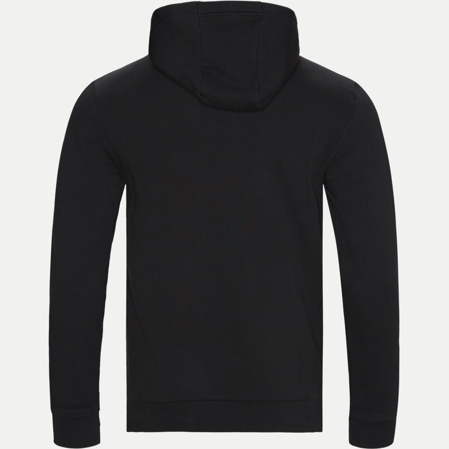 PJ07Z 6GPV57 VR. 43 - Logo Zip Sweatshirt - Sweatshirts - Regular - SORT - 2