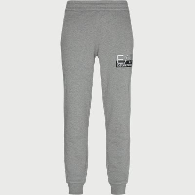 Logo Sweatpants Regular | Logo Sweatpants | Grå