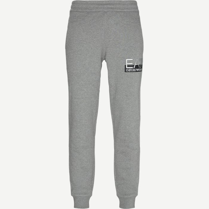Logo Sweatpants - Bukser - Regular - Grå