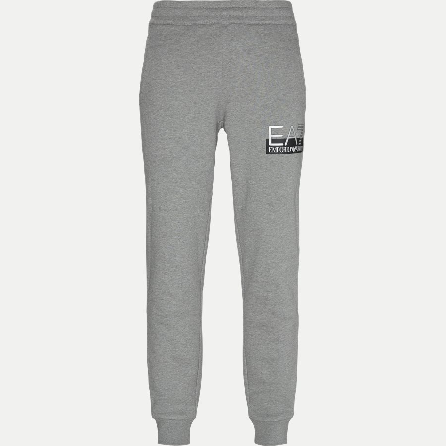 PJ07Z 6GPV57 VR. 51 - Trousers - Regular - GRÅ - 1