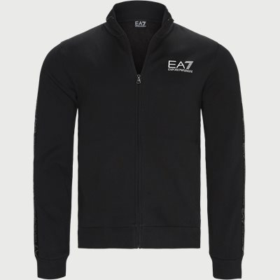 Logoband Zip Sweatshirt Regular | Logoband Zip Sweatshirt | Sort