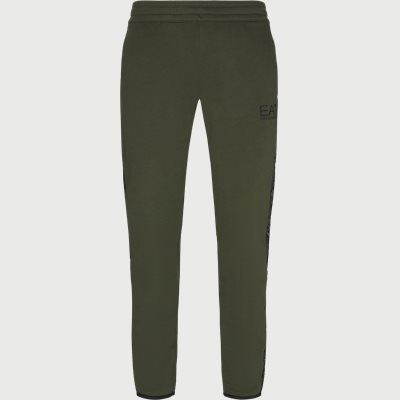 Logoband Sweatpants Regular | Logoband Sweatpants | Army
