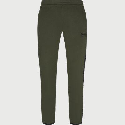 Logoband Sweatpants Regular | Logoband Sweatpants | Army
