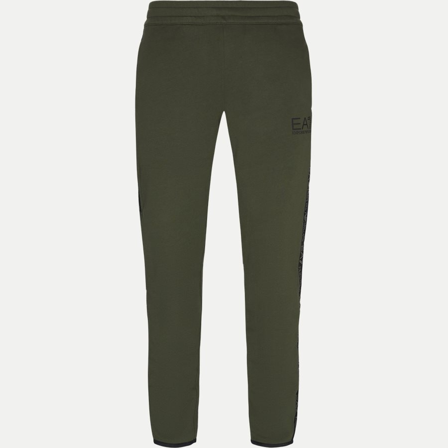 PJ07Z 6GPP77 - Logoband Sweatpants - Bukser - Regular - ARMY - 1