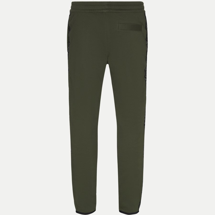 PJ07Z 6GPP77 - Logoband Sweatpants - Bukser - Regular - ARMY - 2