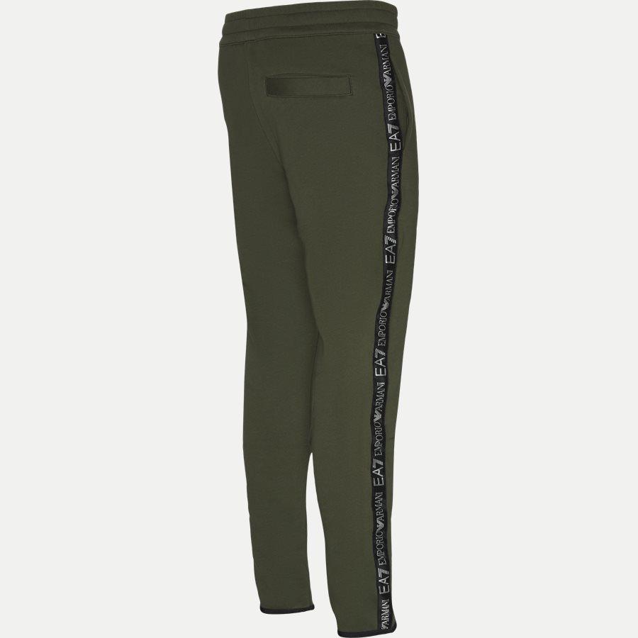 PJ07Z 6GPP77 - Logoband Sweatpants - Bukser - Regular - ARMY - 3