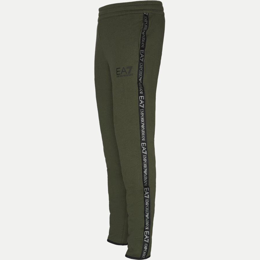 PJ07Z 6GPP77 - Logoband Sweatpants - Bukser - Regular - ARMY - 4