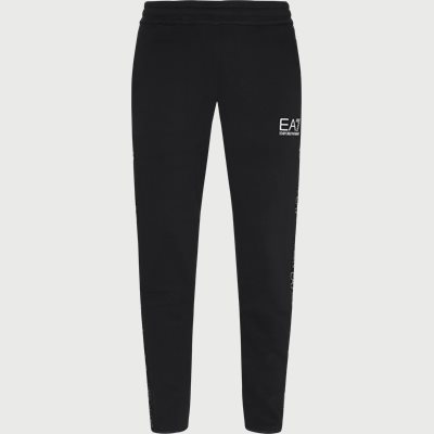 Logoband Sweatpants Regular | Logoband Sweatpants | Sort