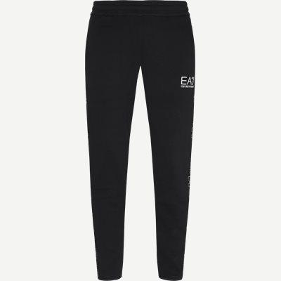 Logoband Sweatpants Regular | Logoband Sweatpants | Sort