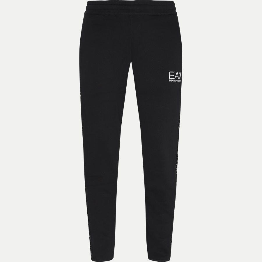 PJ07Z 6GPP77 - Logoband Sweatpants - Bukser - Regular - SORT - 1