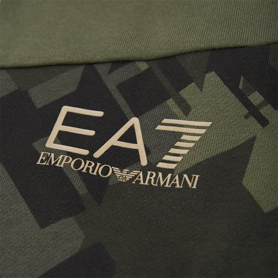 PJ07Z 6GPM65 - Crewneck Sweatshirt - Sweatshirts - Regular - ARMY - 3
