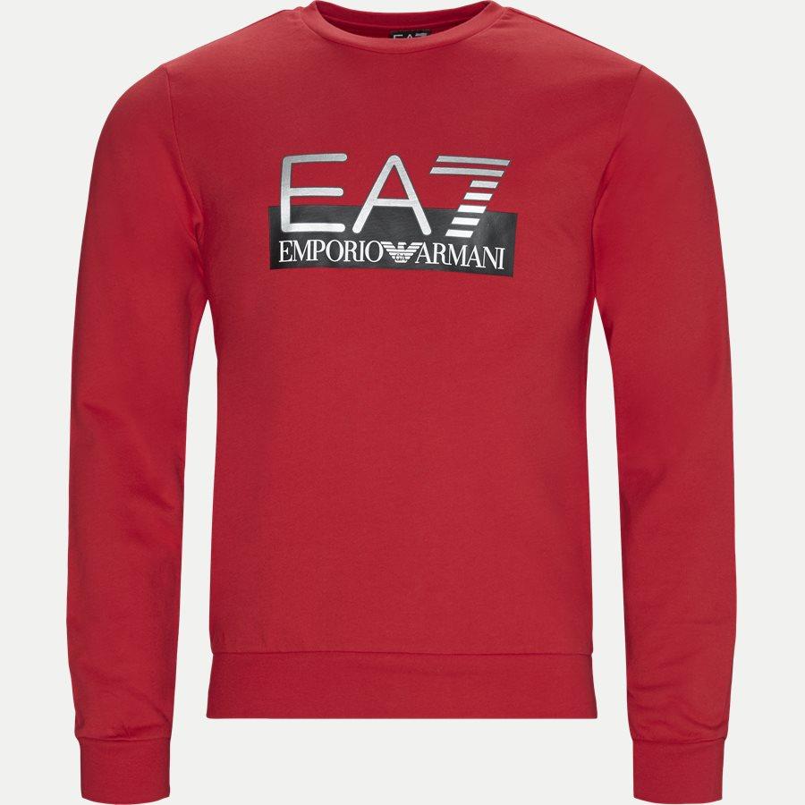 PJ05Z 6GPM60 - Crew Neck Sweatshirt - Sweatshirts - Regular - RØD - 1