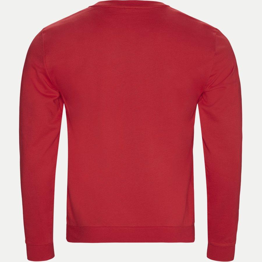 PJ05Z 6GPM60 - Crew Neck Sweatshirt - Sweatshirts - Regular - RØD - 2