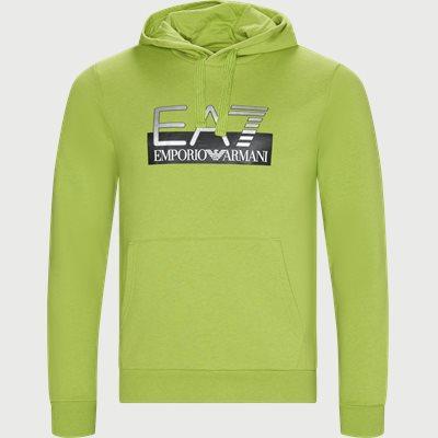 Regular | Sweatshirts | Grön