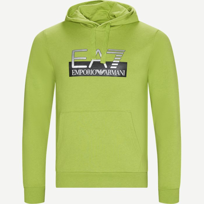 Sweatshirts - Regular - Green