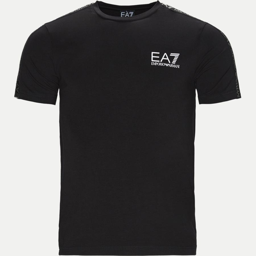 PJ20Z 6GPT13 - Logo T-shirt - T-shirts - Regular - SORT - 1