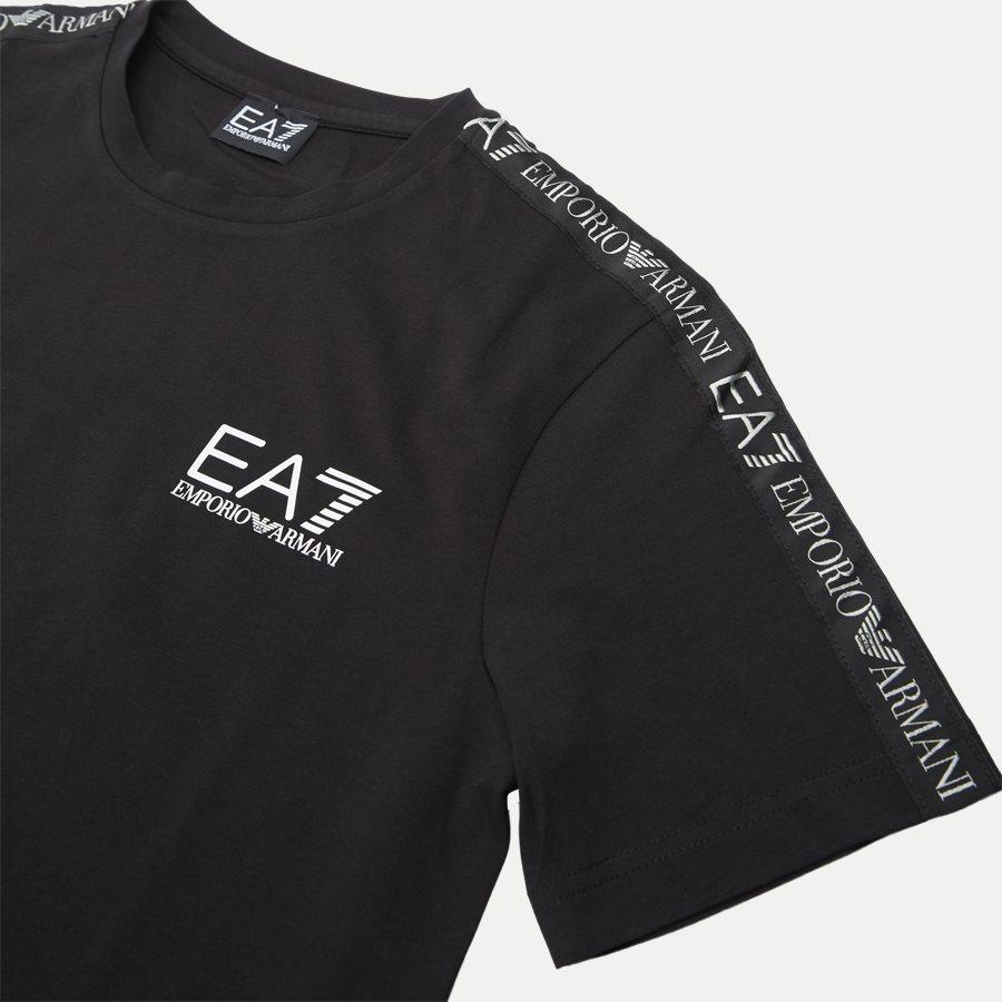 PJ20Z 6GPT13 - Logo T-shirt - T-shirts - Regular - SORT - 3