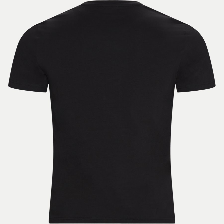 PJ20Z 6GPT14 - Logo T-shirt - T-shirts - Regular - SORT - 2