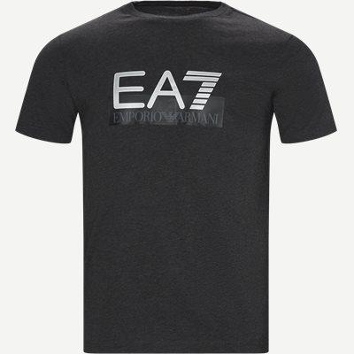 Logo T-shirt Regular | Logo T-shirt | Grå