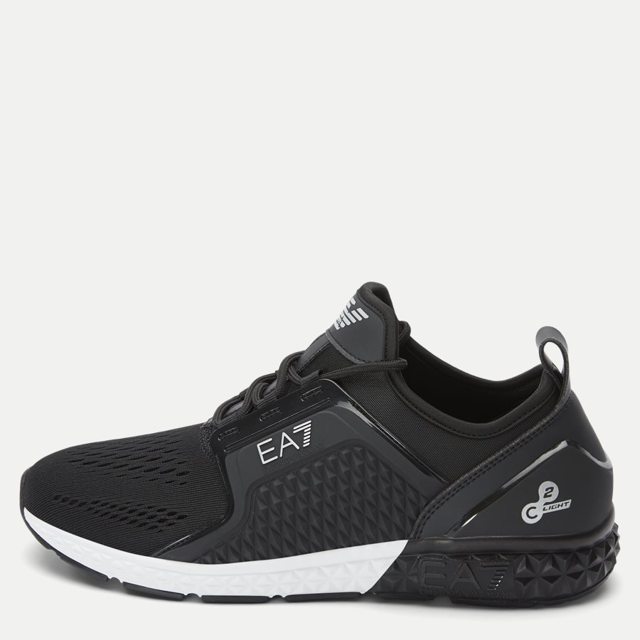 XK056 X8X012 - X8X012 Sneaker - Sko - SORT - 1