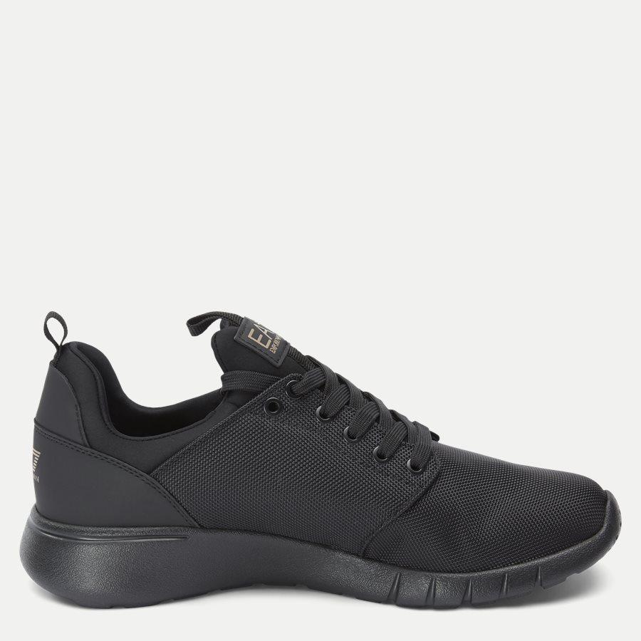 XK008 X8X007 - X8X007 Sneaker - Sko - SORT - 2