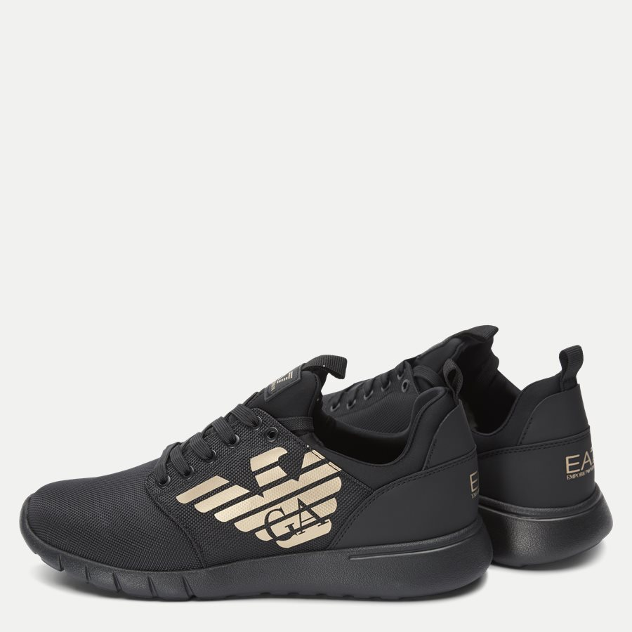 XK008 X8X007 - X8X007 Sneaker - Sko - SORT - 3