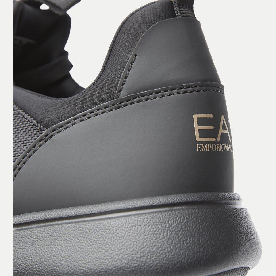 XK008 X8X007 - X8X007 Sneaker - Sko - SORT - 5