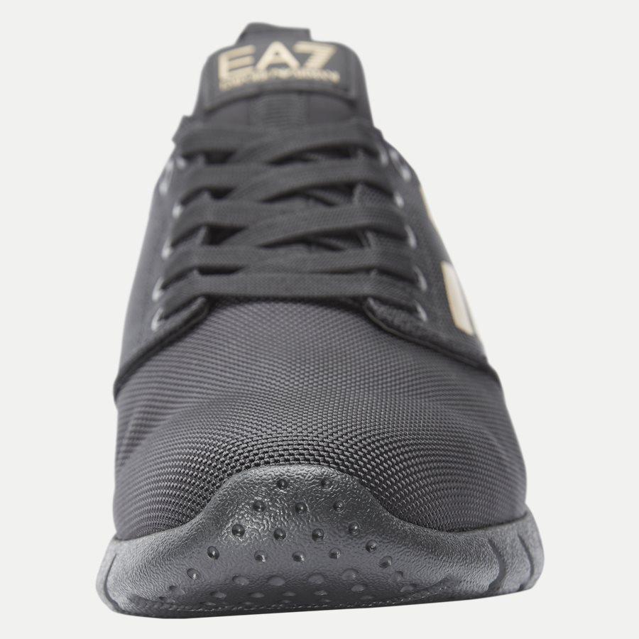 XK008 X8X007 - X8X007 Sneaker - Sko - SORT - 6