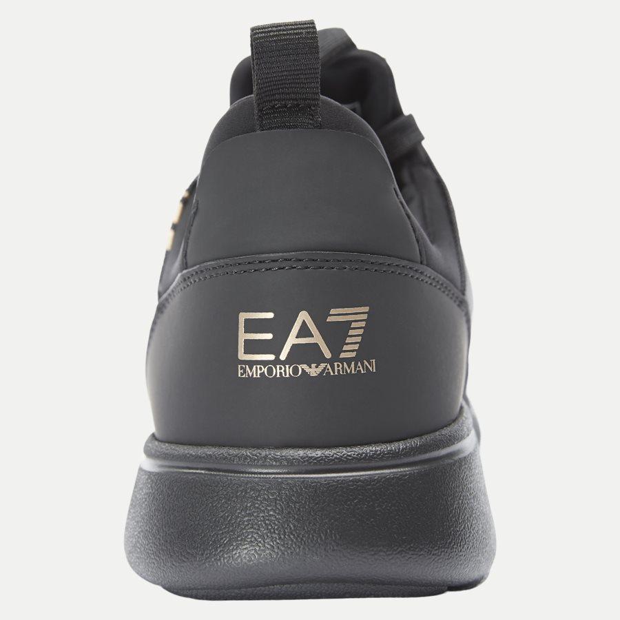 XK008 X8X007 - X8X007 Sneaker - Sko - SORT - 7