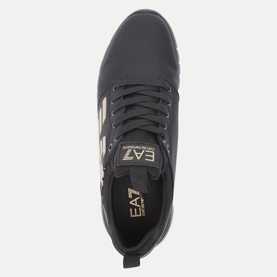 XK008 X8X007 - X8X007 Sneaker - Sko - SORT - 8