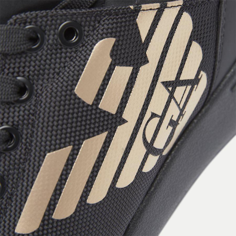 XK008 X8X007 - X8X007 Sneaker - Sko - SORT - 10