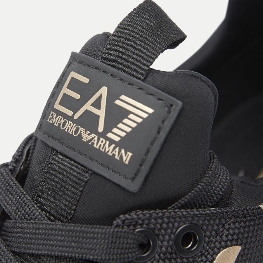 XK008 X8X007 - X8X007 Sneaker - Sko - SORT - 11