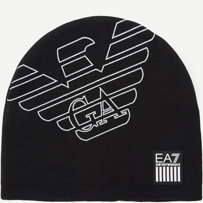 Train Eagle M Beanie Hat - Caps - Sort