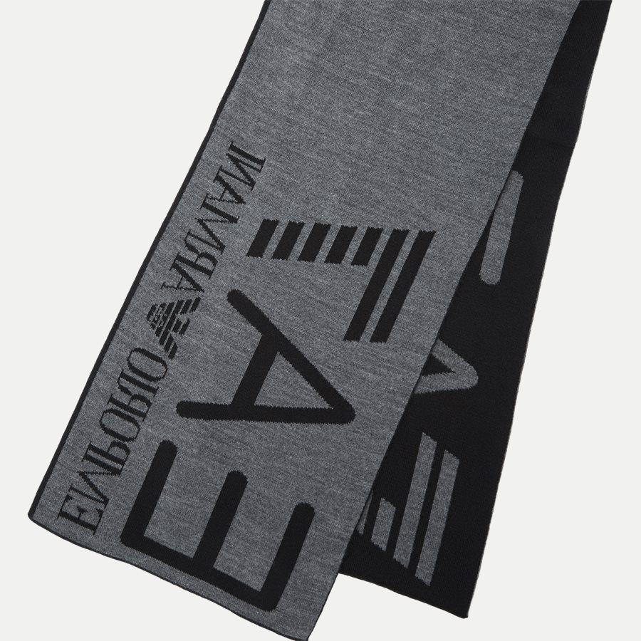 9A301 275894 - Halstørklæde - Tørklæder - SORT - 3