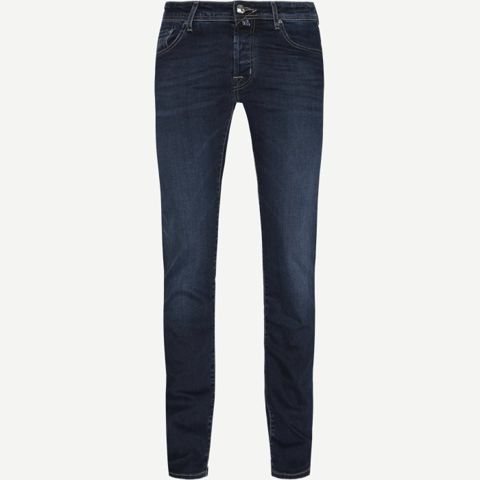J622 Handmade Tailored Jeans - Jeans - Slim - Denim