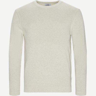 Julian Crewneck Knit Regular | Julian Crewneck Knit | Sand
