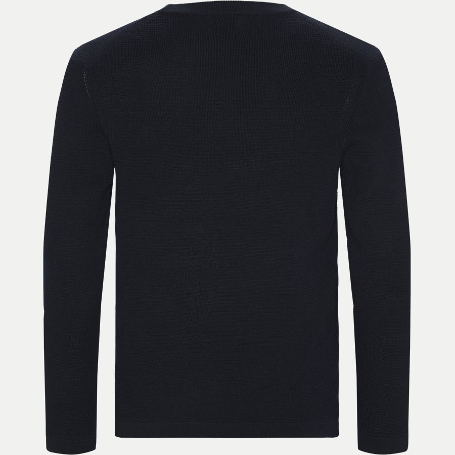 JULIAN 6194 - Julian Crewneck Knit - Strik - Regular - NAVY - 2