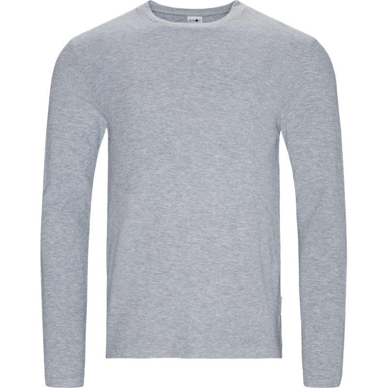 nn07 – Nn07 - clive langærmet t-shirt fra kaufmann.dk