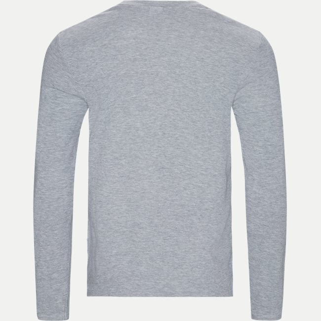 Clive Langærmet T-shirt