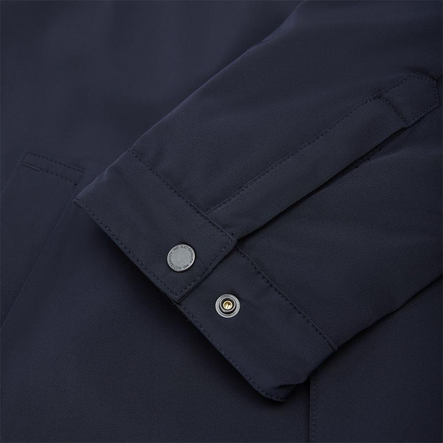 BLAKE 8240 - Blake 8240 Jacket - Jakker - Regular - NAVY - 7