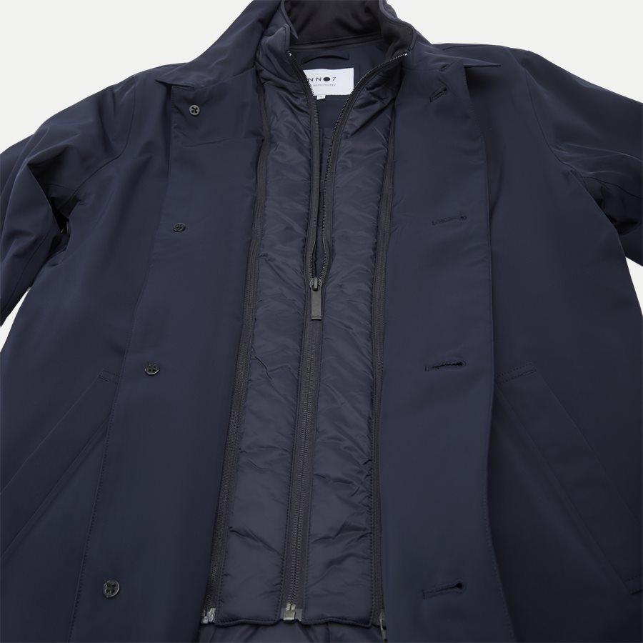 BLAKE 8240 - Blake 8240 Jacket - Jakker - Regular - NAVY - 8