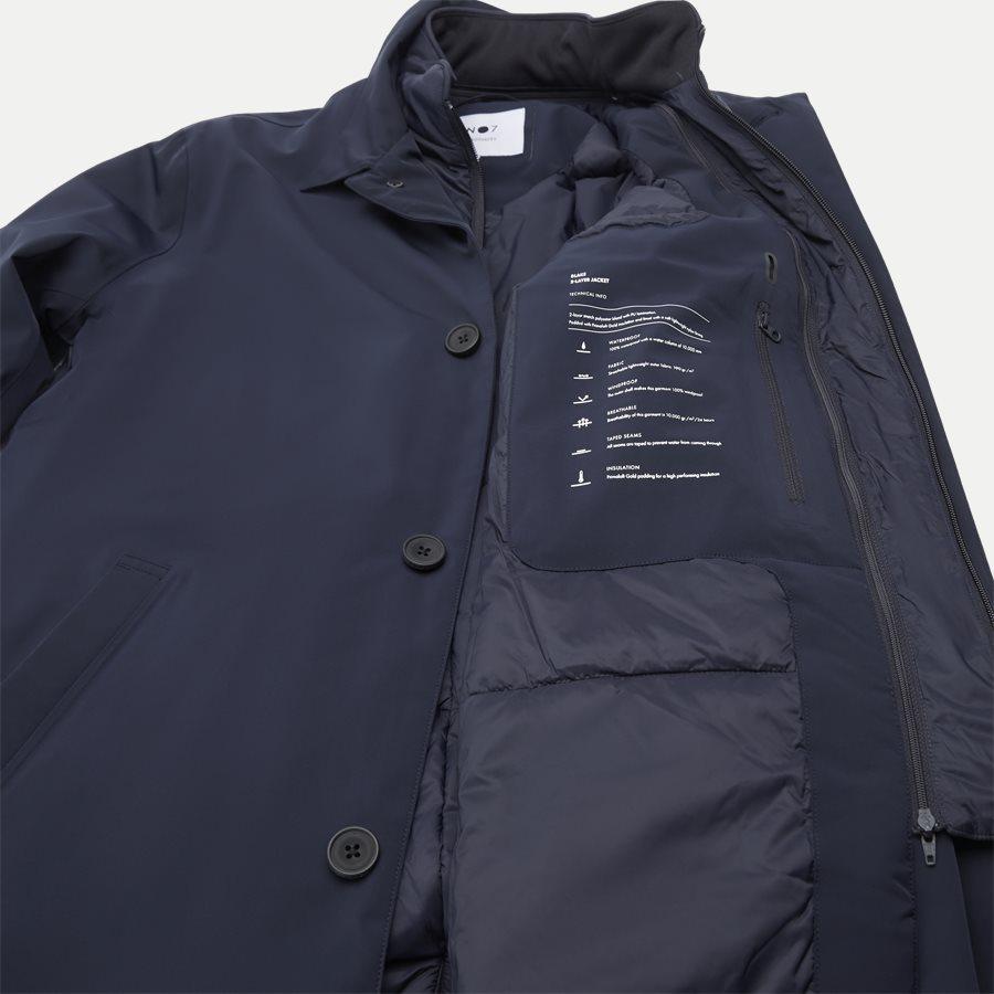 BLAKE 8240 - Blake 8240 Jacket - Jakker - Regular - NAVY - 10